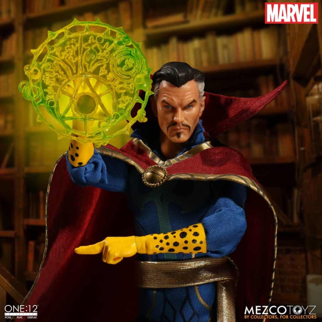 Doctor Strange Mezco ONE:12 Action Figure 5
