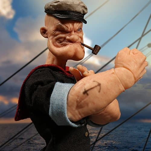 Popeye ONE:12 Action Figure 2