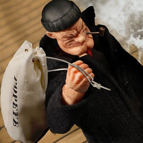 Popeye ONE:12 Action Figure 3