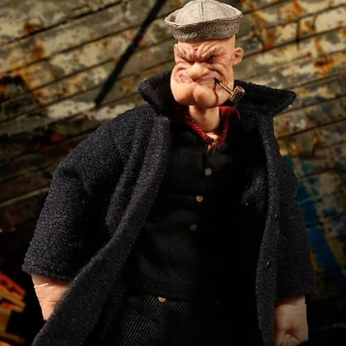 Popeye ONE:12 Action Figure 4