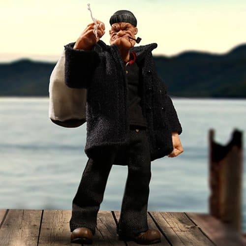 Popeye ONE:12 Action Figure 7
