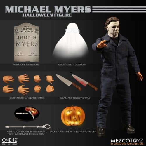 Mezco ONE:12 Michael Myers - Halloween 12