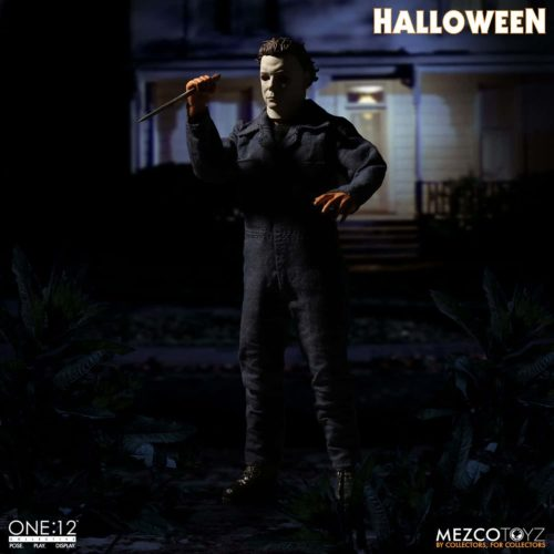 Mezco ONE:12 Michael Myers - Halloween 4