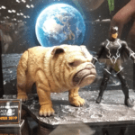 Mezco ONE:12 at NYCC - Black Bolt and Lockjaw