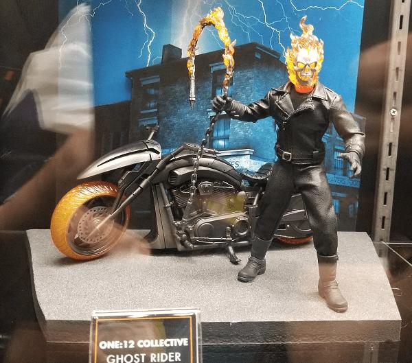 Mezco ONE:12 at NYCC - Ghost Rider