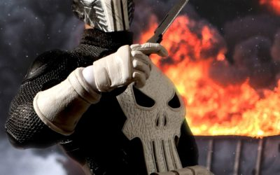 Animated Heroes Reviews the SDCC Spec Ops Punisher Figure [VIDEO]