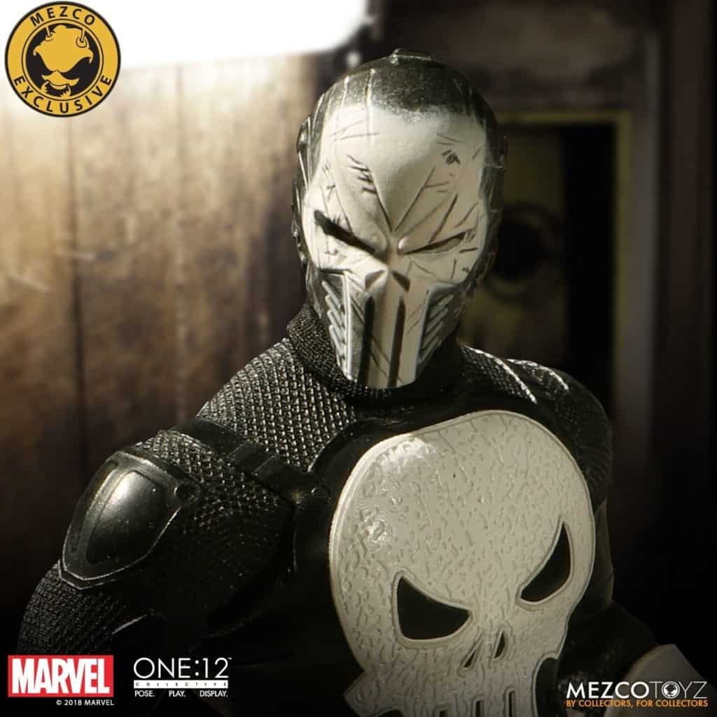 Mezco ONE:12 Punisher Special Ops Action Figure 3
