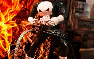 Fanboy Factor Reviews the SDCC Spec Ops Punisher Figure