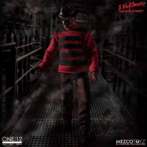 Mezco ONE:12 Freddy Krueger 1