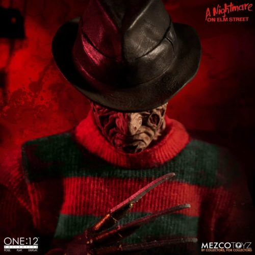 Mezco ONE:12 Freddy Krueger 2