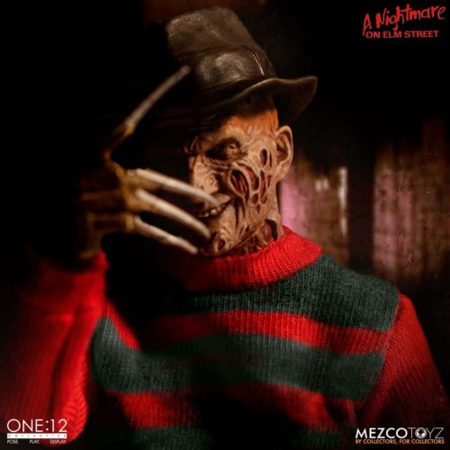 Mezco ONE:12 Freddy Krueger 3