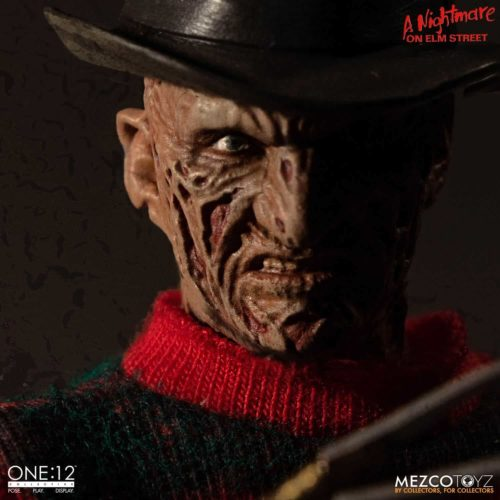 Mezco ONE:12 Freddy Krueger 4