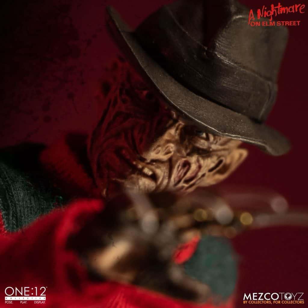 Mezco ONE:12 Freddy Krueger 5