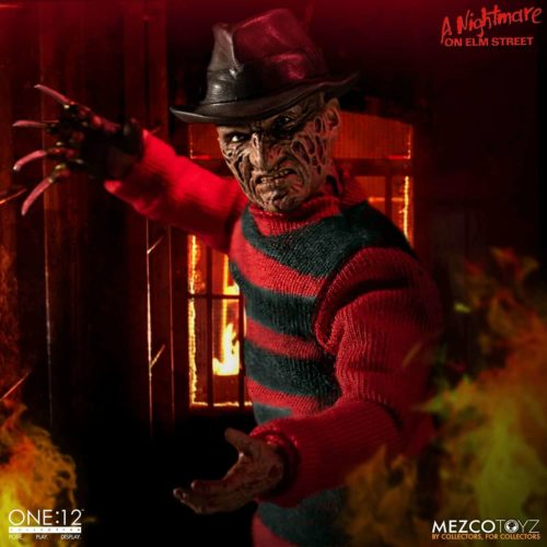 Mezco ONE:12 Freddy Krueger 6