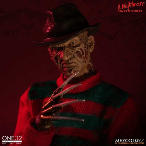 Mezco ONE:12 Freddy Krueger 7