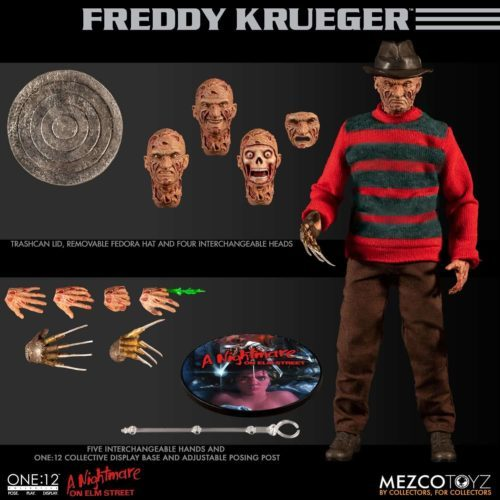 Mezco ONE:12 Freddy Krueger 8