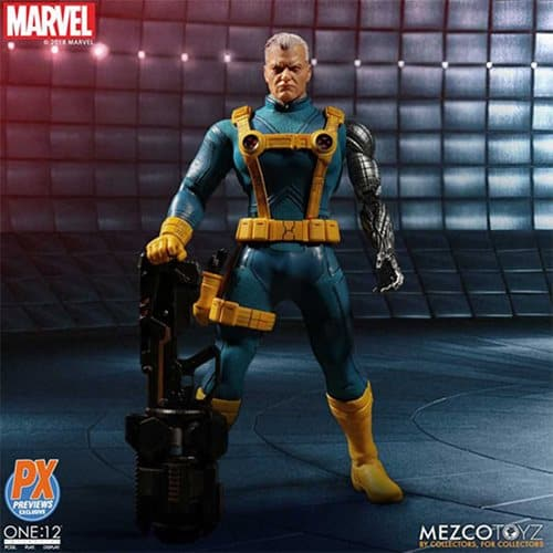 Cable - 1990s Costume 1