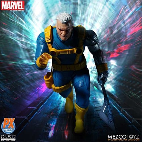 Cable - 1990s Costume 2