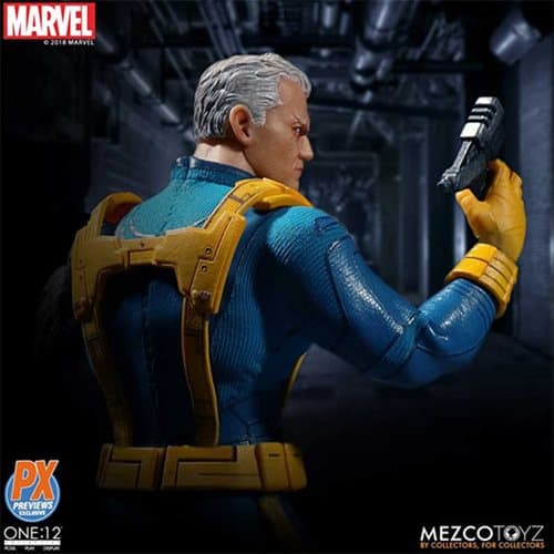 Cable - 1990s Costume 3