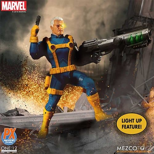 Cable - 1990s Costume 4