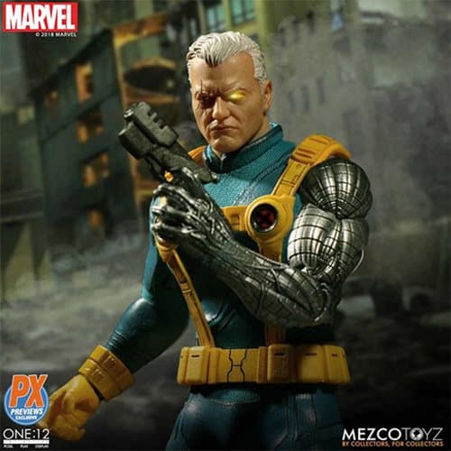 Cable - 1990s Costume 5