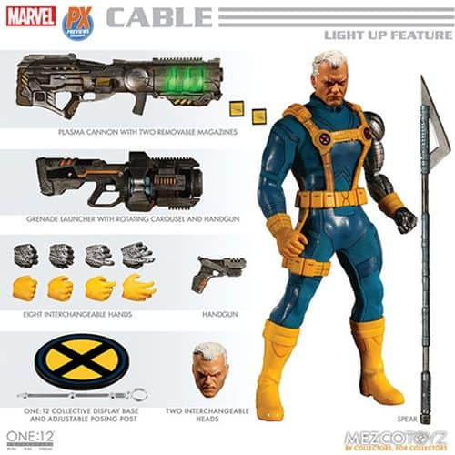 Cable - 1990s Costume 6