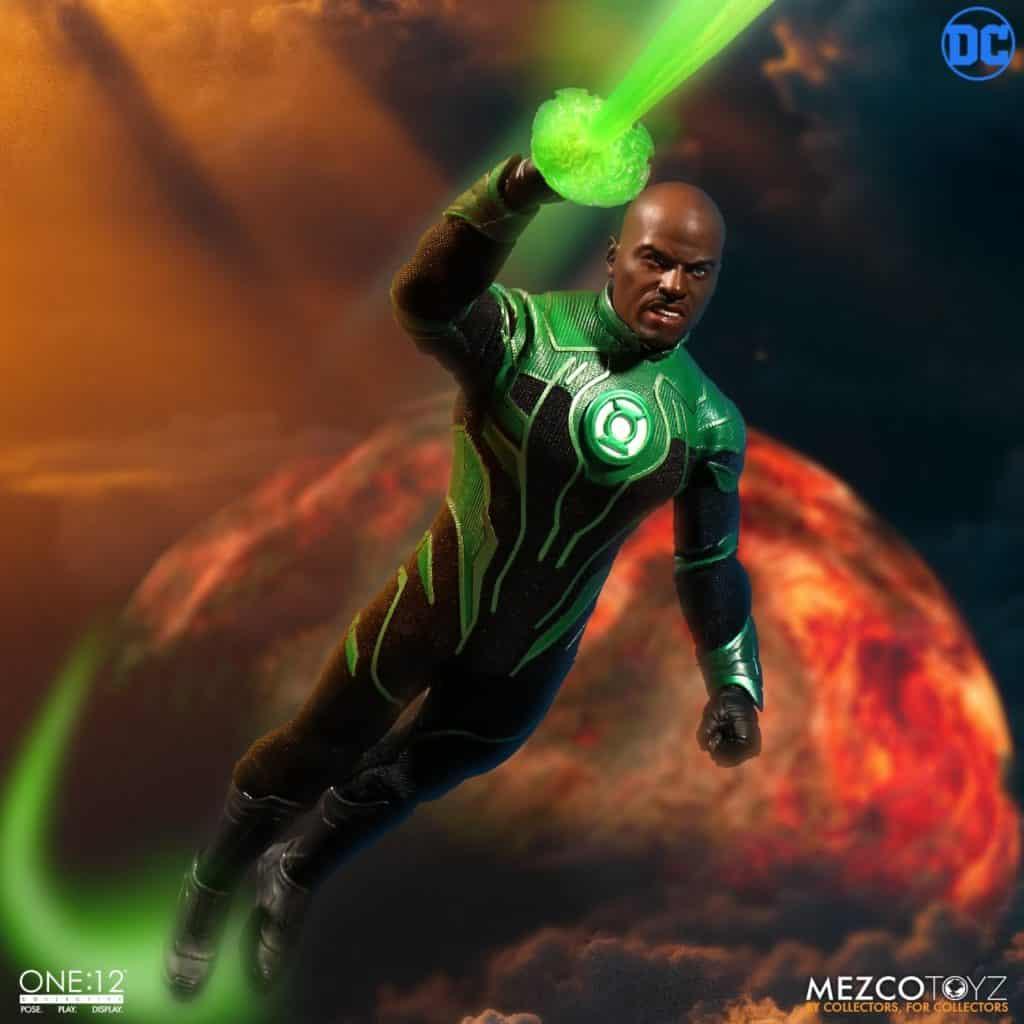 Mezco ONE:12 Green Lantern 7