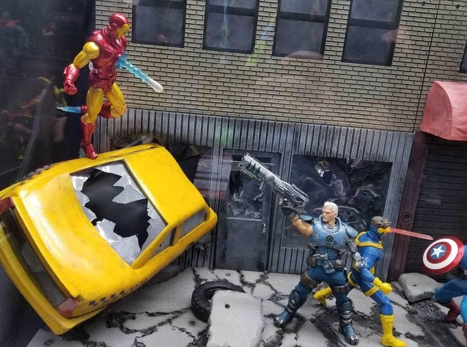 Mezco at New York Comic Con 2019