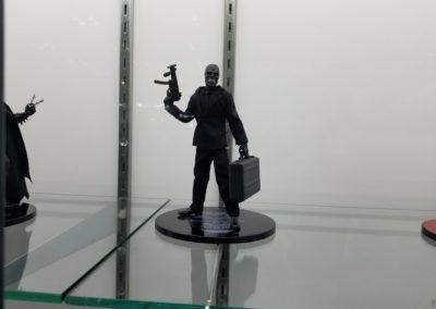 Mezco DC Figures NYCC 2019 - Black Mask