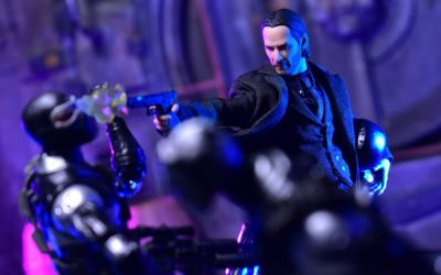 Mezco One:12 Collective MDX John Wick review