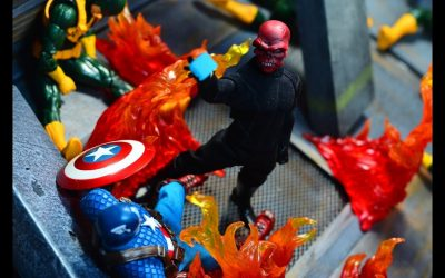 Mezco One:12 Collective Red Skull (Modern) Review