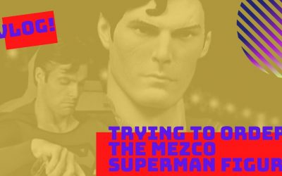 Trying to buy the Mezco One:12 collective 1978 Superman exclusive