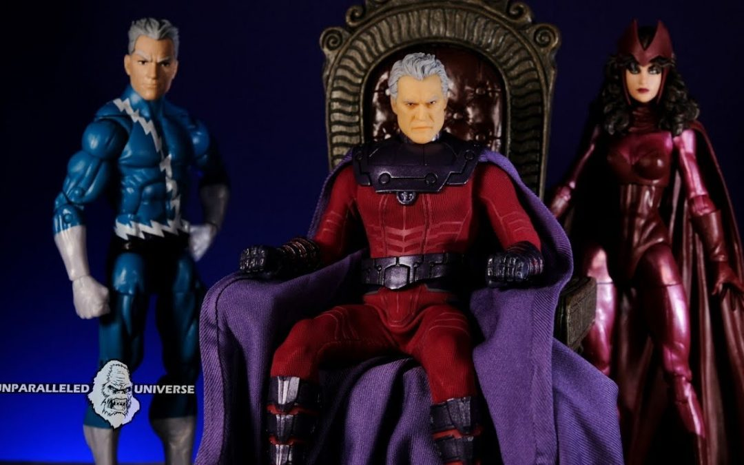 Mezco One:12 Collective Magneto Action Figure Review