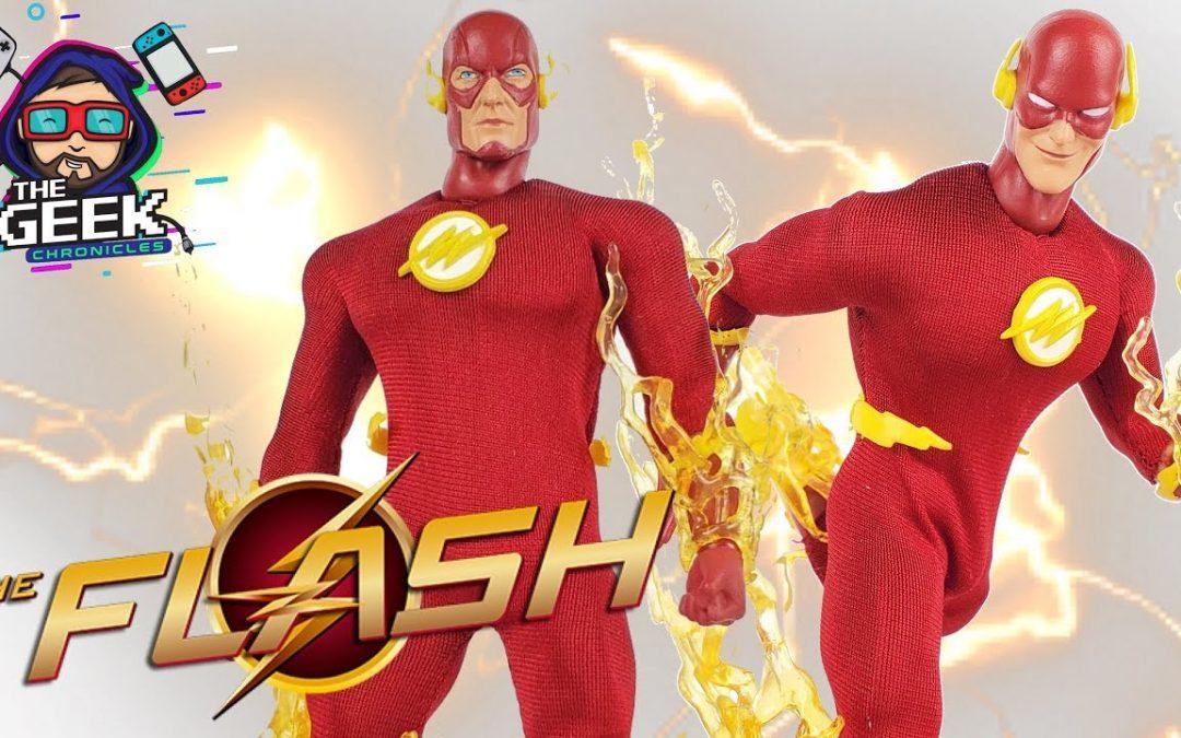 The Flash Mezco ONE:12 Bootleg DC Comics Review en Español