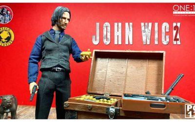 MEZCO ONE:12 Collective | JOHN WICK