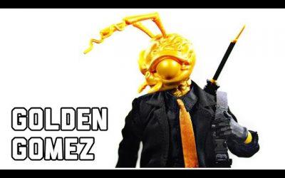 Mezco One: 12 Collective Gomez Gold Edition Action Figure Review