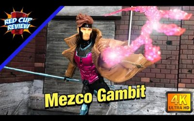 Mezco Gambit Review One:12 Collective