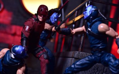 Mezco One:12 Collective Netflix Daredevil Review