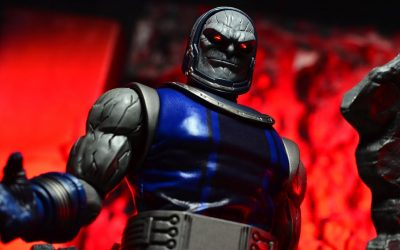 Mezco One:12 Collective DARKSEID Review