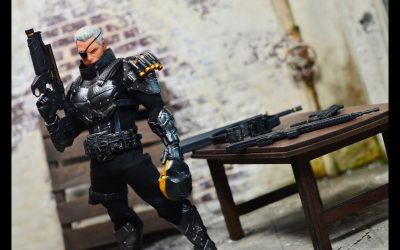 Mezco One:12 PX Exclusive Stealth Deathstroke Review