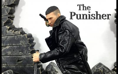 Mezco Toyz One:12 Collective Marvels Netflix THE PUNISHER Action Figure