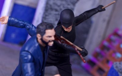 Mezco One:12 MDX Exclusive Netflix Vigilante Daredevil Review
