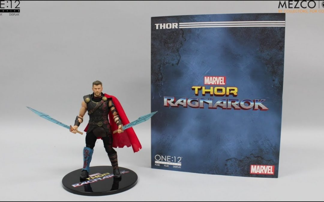 One:12 Collective Ragnarok Thor Unboxing