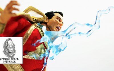 Mezco One:12 Collective SHAZAM !!! aka Captain Marvel Action Figure