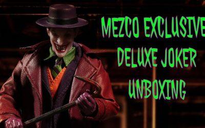 Joker Deluxe Edition | Mezco One:12