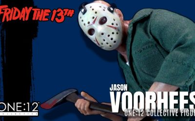 Mezco One:12 Collective Friday the 13th Jason Voorhees