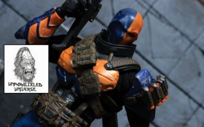 Mezco One:12 Collective Deathstroke Action Figure Review