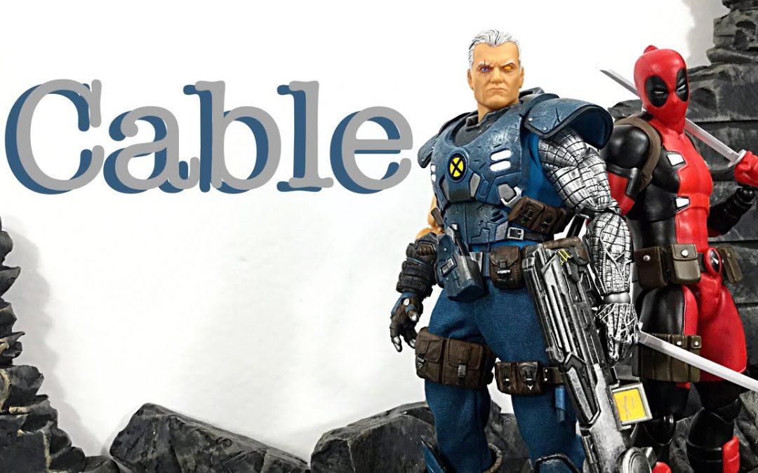 Mezco Toyz One:12 Collective X-Men CABLE Action Figure Review