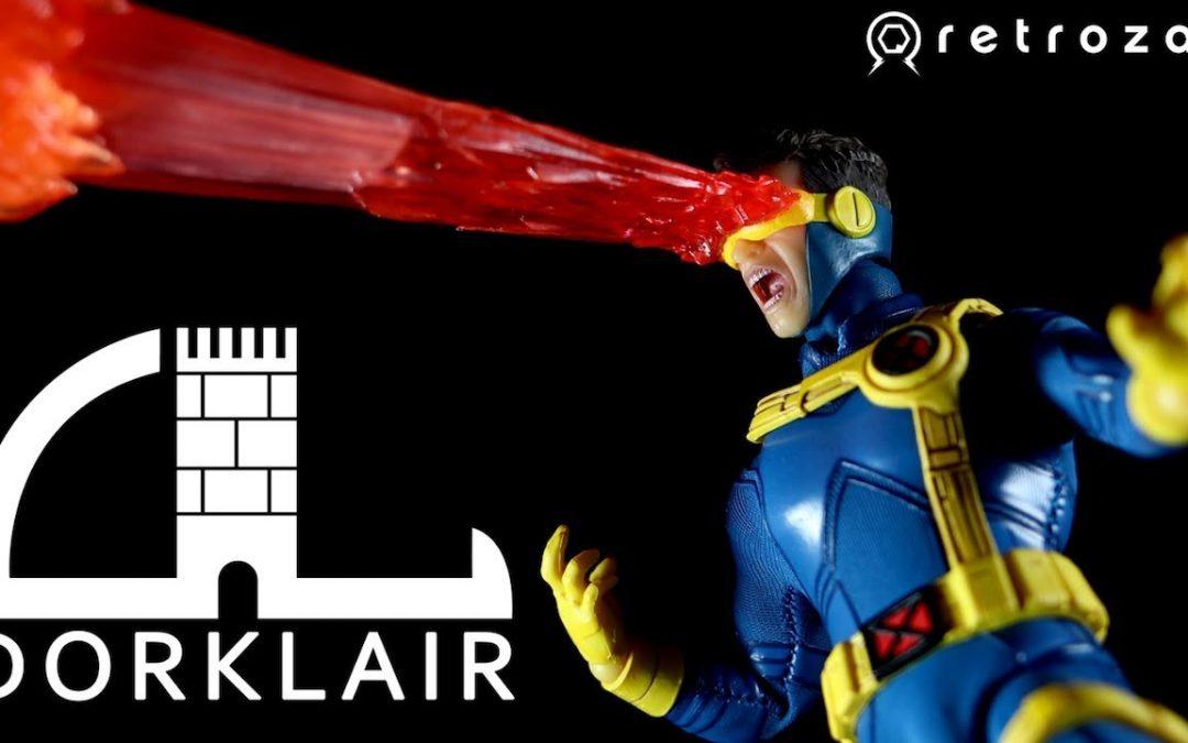 Mezco Cyclops Review – One:12 Collective X-Men