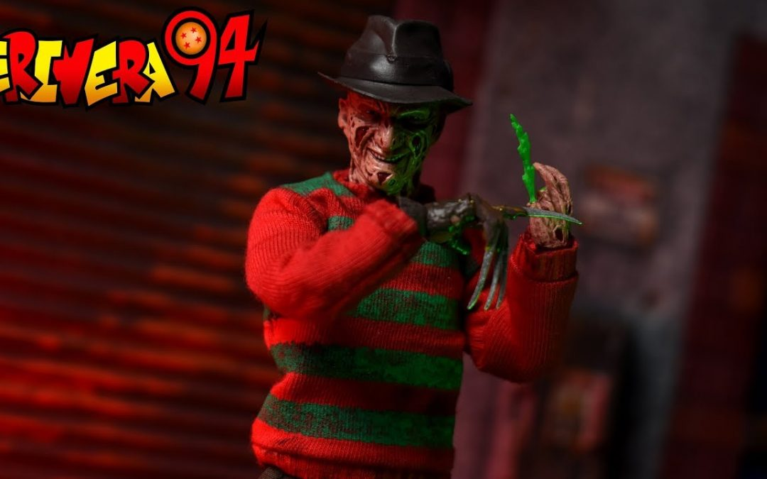 Mezco One:12 Collective A Nightmare on Elm Street Freddy Krueger